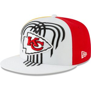 Kansas City Chiefs New Era 2019 NFL Draft On-Stage Official 59FIFTY Fitted Hat