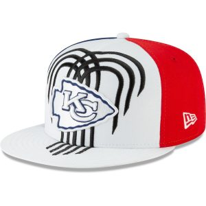 Kansas City Chiefs New Era 2019 NFL Draft Spotlight 59FIFTY Fitted Hat
