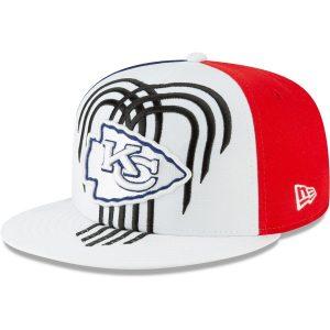 Kansas City Chiefs New Era 2019 NFL Draft Spotlight 9FIFTY Adjustable Snapback Hat