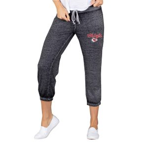 Kansas City Chiefs Concepts Sport Women's Knit Capri Pants