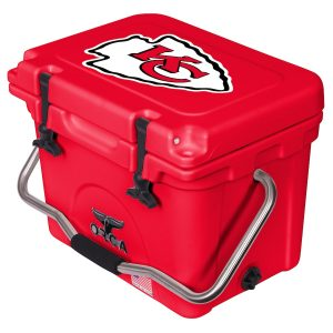 Kansas City Chiefs ORCA 20-Quart Hard-Sided Cooler