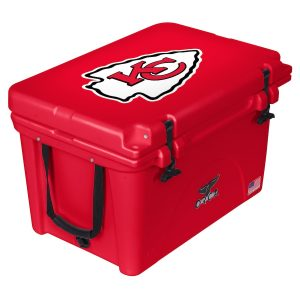 Kansas City Chiefs ORCA 40-Quart Hard-Sided Cooler