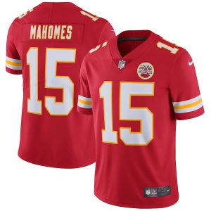 Patrick Mahomes Kansas City Chiefs Nike Limited Jersey