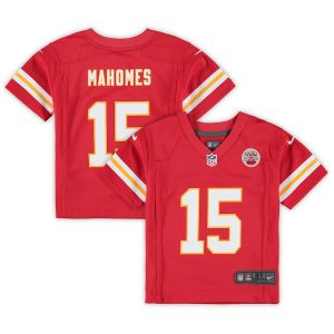 Patrick Mahomes Kansas City Chiefs Nike Toddler Game Jersey